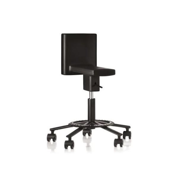 Magis 360 degree Chair Matt Black