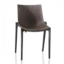 Magis Zartan Eco Chair Grey seat/ dark grey legs