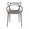 Kartell Masters Chair Light grey (07)