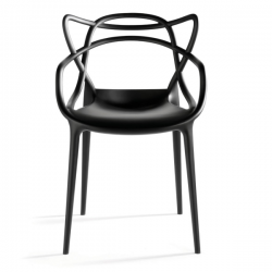 Kartell Masters Chair Black (09)