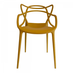 Kartell Masters Chair Mustard (16)