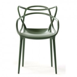 Kartell Masters Chair Sage green (14)