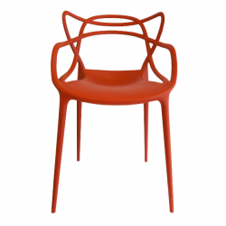 Kartell Masters Chair Rusty Orange (15)
