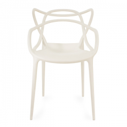Kartell Masters Chair White (03)