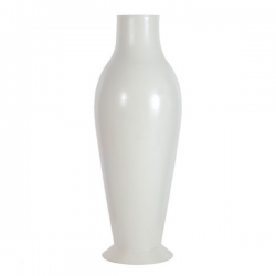 Kartell Misses Flower Power Vase Glossy White