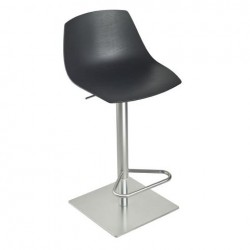 Lapalma Miunn Stool Black open poor