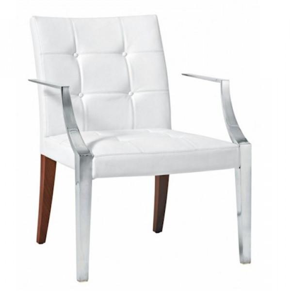 Driade Monseigneur Armchair White