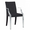 Driade Monseigneur Chair Black