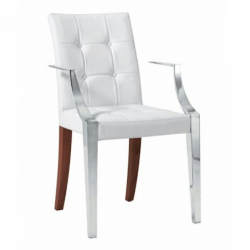 Driade Monseigneur Chair White