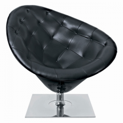 Driade Moor(e) Chair Black