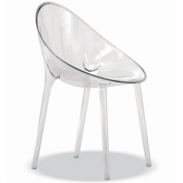 Kartell Mr Impossible Chair Clear